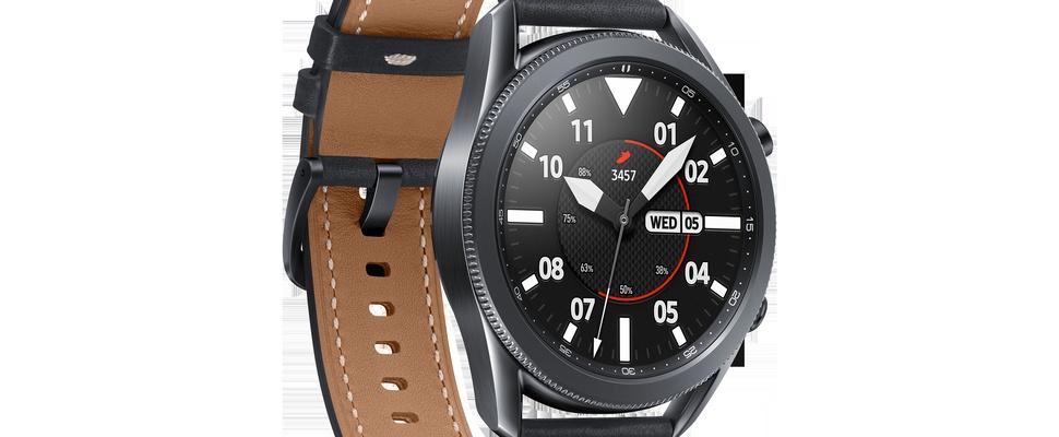 Review: Samsung Galaxy Watch 3