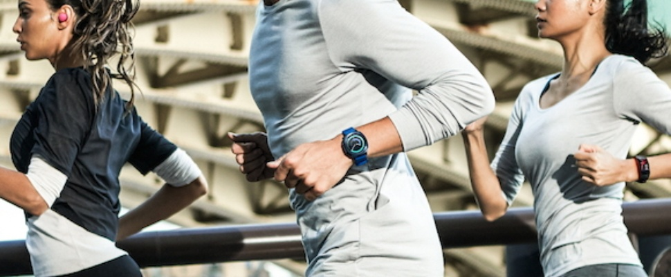 Zo zien Samsungs nieuwe sporthorloges eruit
