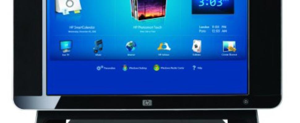 HP lanceert pc met touchscreen