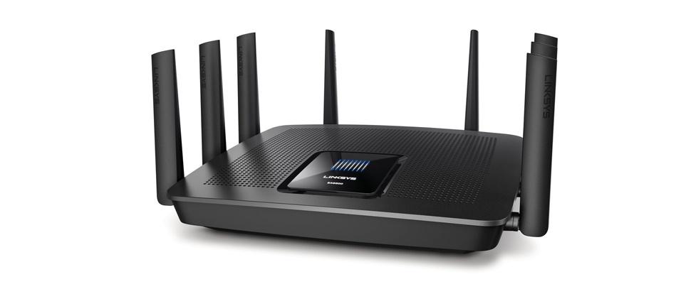Max-Stream AC5400-router klaar voor toekomst