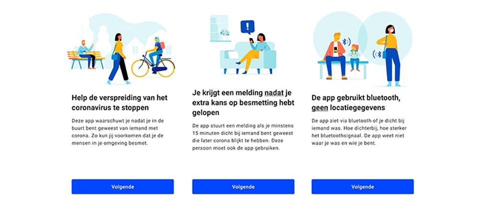 Corona-app downloaden: Zo werkt het