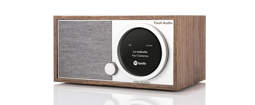 Tivoli Audio Model One Digital: digitale radio in klassiek jasje