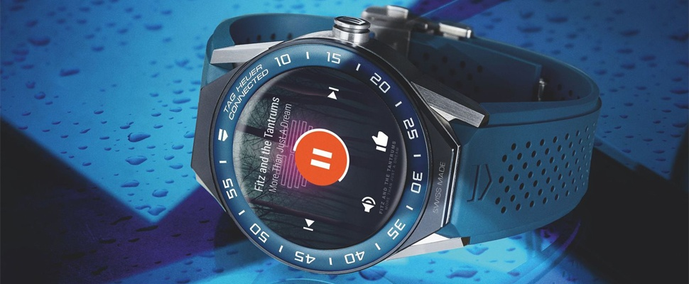 Tag Heuer onthult modulaire smartwatch