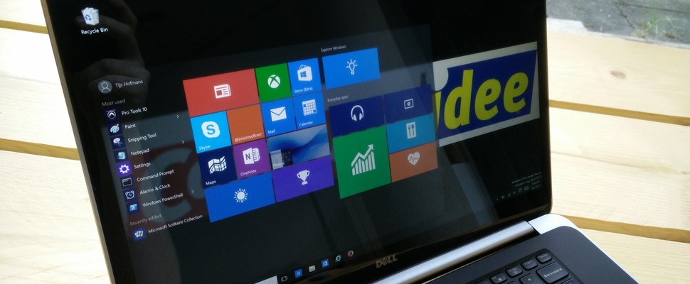 7 verborgen trucjes in Windows 10