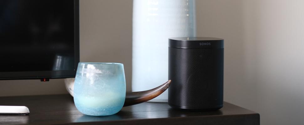Google Assistent aanspreekbaar op de Sonos