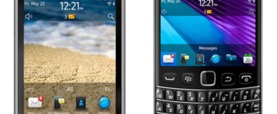 BlackBerry Bold 9790 en Curve 9380 officieel aangekondigd
