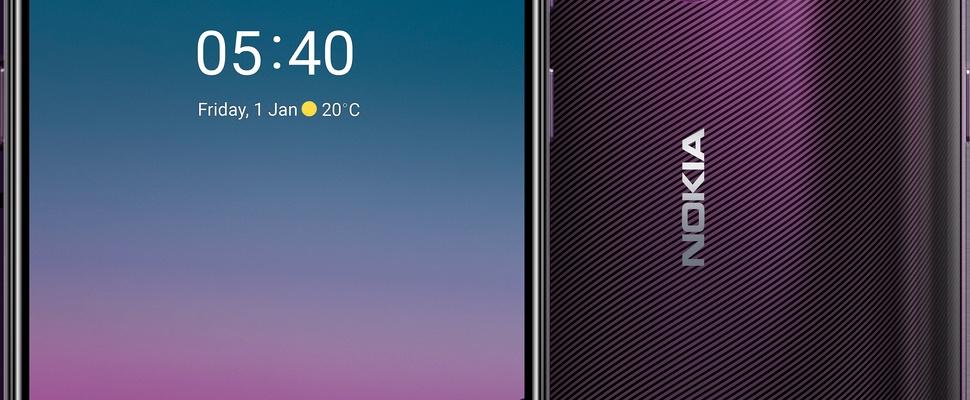 Review: Nokia 5.4