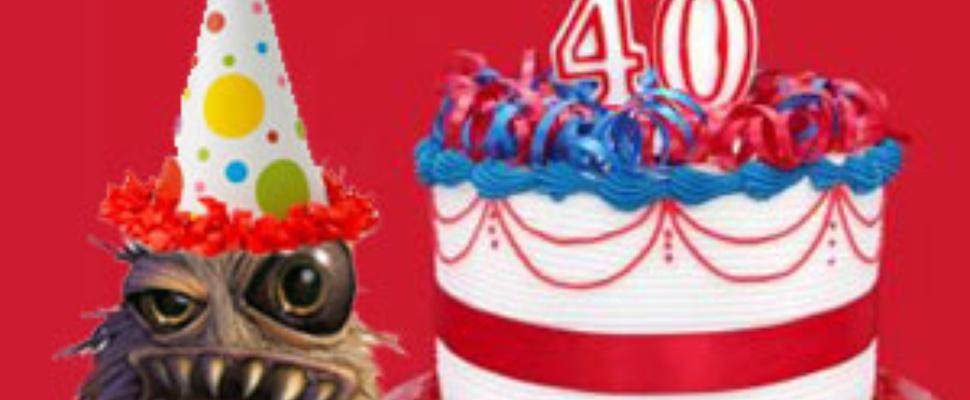 Eerste virus viert 40ste verjaardag