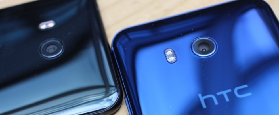 HTC U11 is smartphone met knijp-bediening