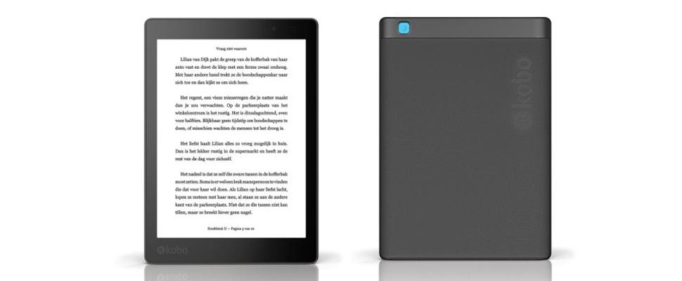 Aura One van Kobo is nieuwe waterdichte e-reader