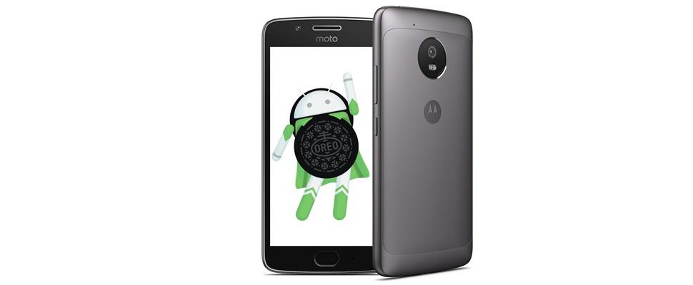 Moto G5 en andere Moto's krijgen Android 8.0