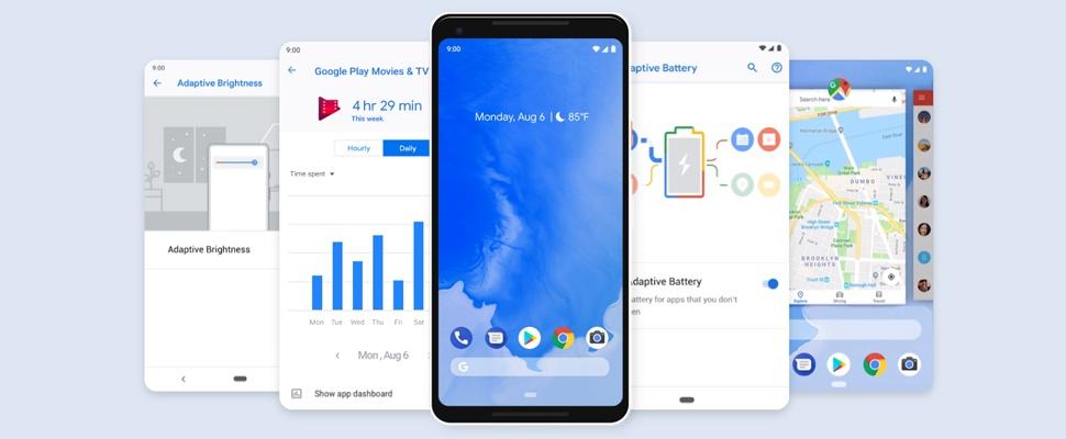 'Android 9.0 Pie na twee maanden nauwelijks te bekennen'