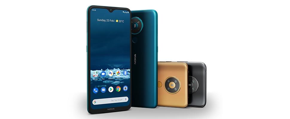 Nokia 5.3: Betaalbaar toestel met grote accu