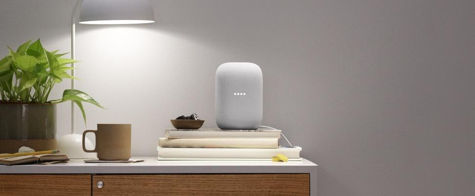 Google Nest Audio: Slimme multiroom-speaker met stereogeluid