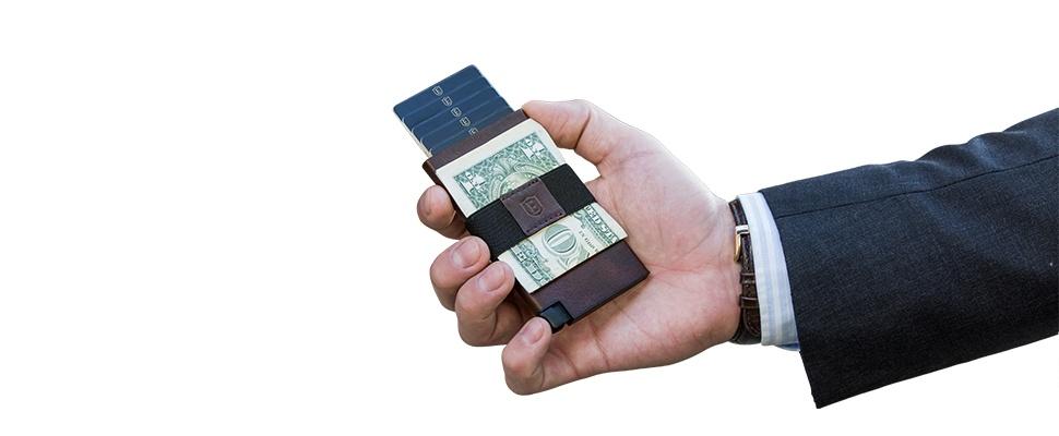 Ekster 3.0-portemonnee op afstand terug te vinden