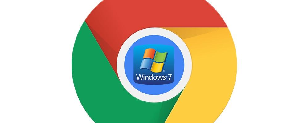 Google blijft Chrome voor Windows 7 langer ondersteunen