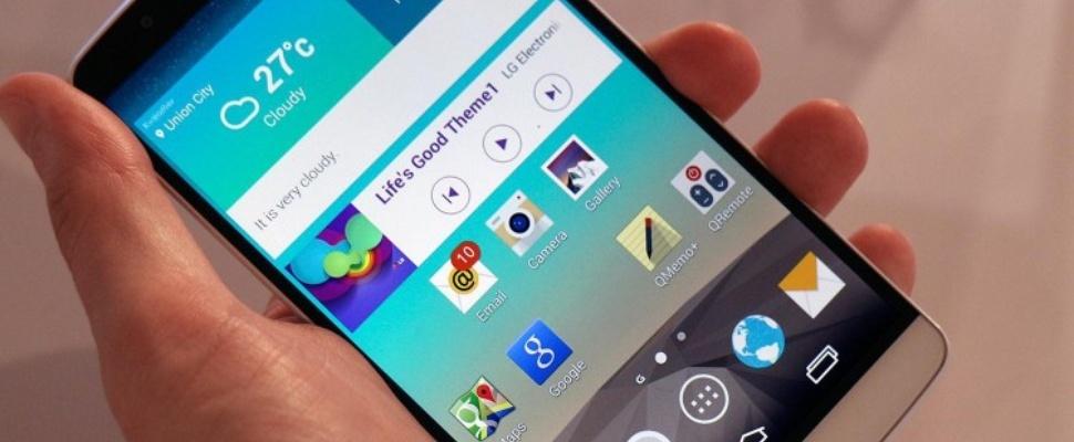 LG repareert G4-toestellen die herstart-storing hebben