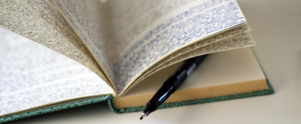 Boek verzamelt tweets over het schrijven van een boek