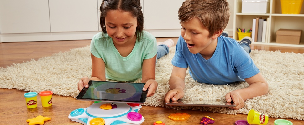 Win een Play-Doh Touch Studio van Hasbro