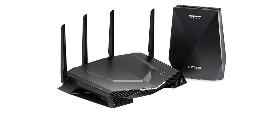 Mesh-netwerk nu ook op te zetten met gaming-router Netgear