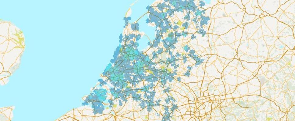 72% Nederlanders met 4G geschikt toestel maakt daar geen gebruik van