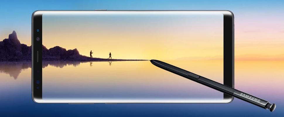 'Samsung werkt aan goedkopere Galaxy Note 8'