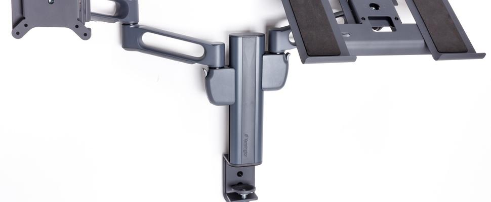 Review: Kensington Column Mount Dual Monitor Arm 60900