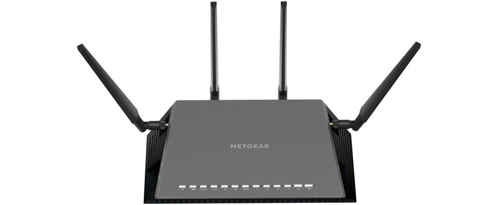 Netgear Nighthawk X4S heeft MU-MIMO voor snelle wifi