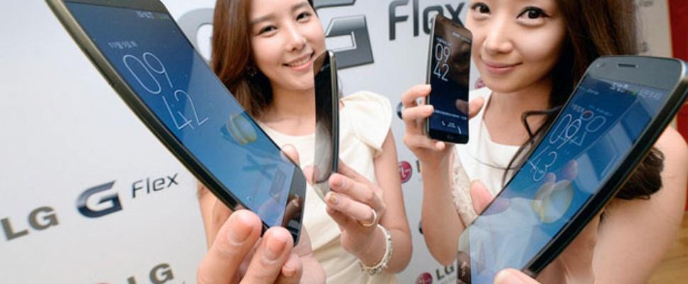LG's gebogen smartphone komt in december al naar Europa