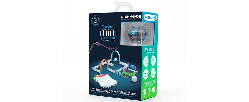 Spelend leren programmeren met Sphero Mini Activity Kit