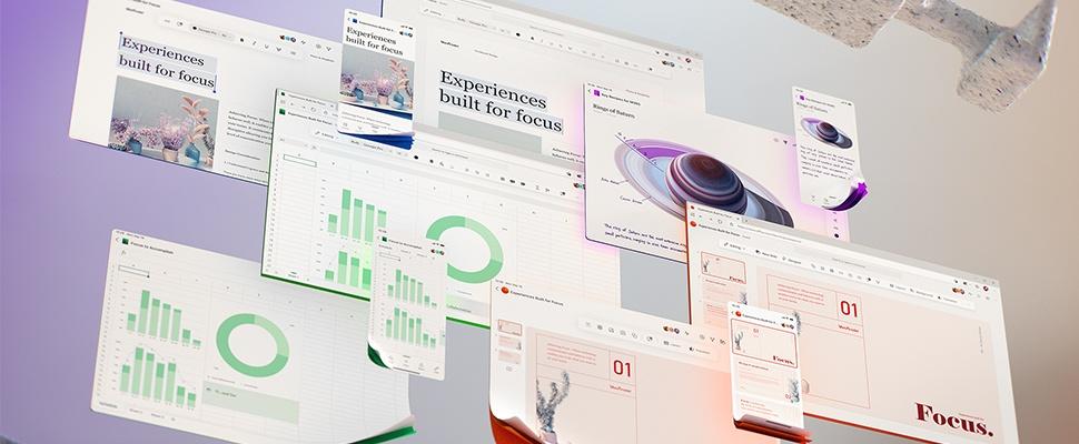 Zien Office-programma's er in de toekomst zo uit?