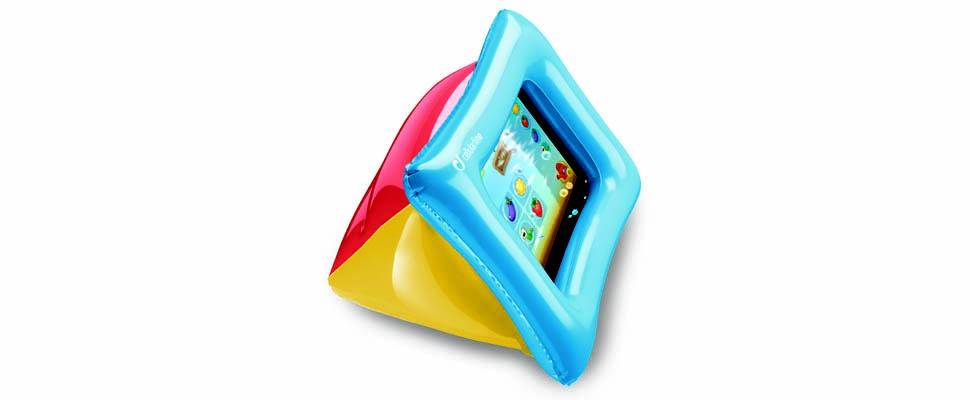 Cellurline Puffy is een stootkussen voor de tablet