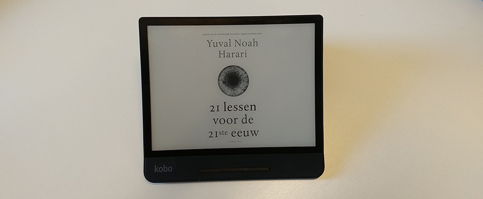 Kobo Forma: Extra stevige e-reader gelanceerd