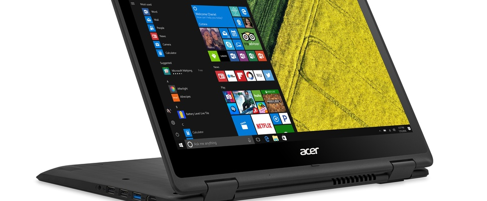 Review: Acer Spin 5