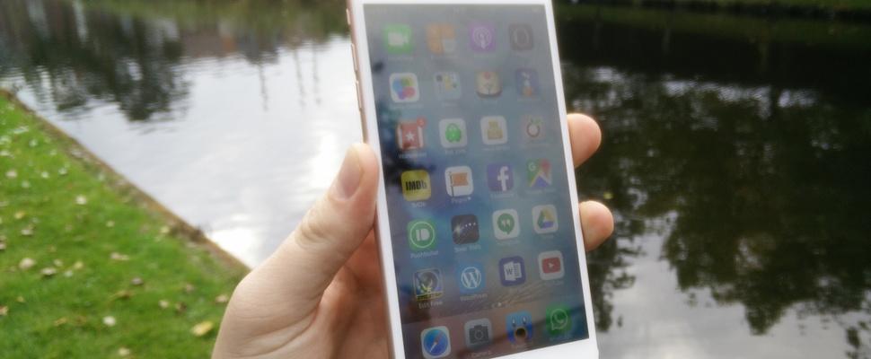 Belgische consumentenvereniging klaagt Apple aan voor te lage opslagcapaciteit