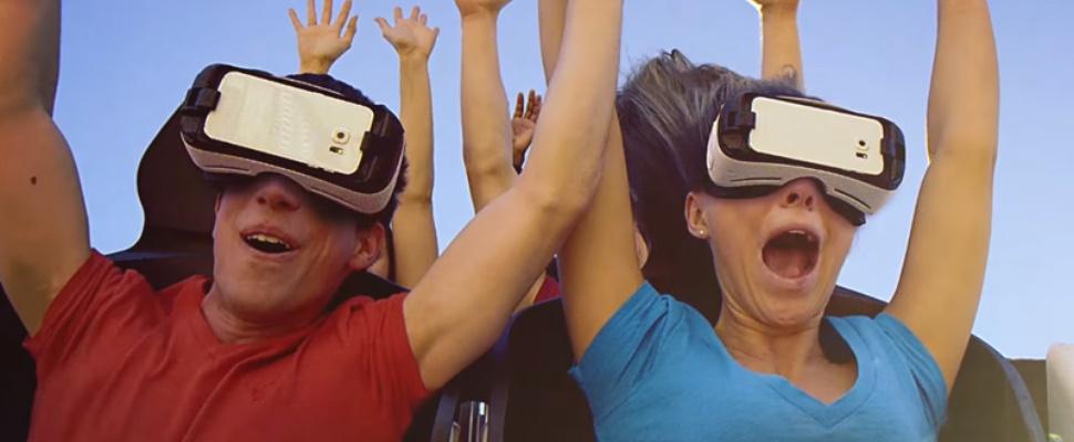 Six Flags krijgt echte virtual reality-achtbanen