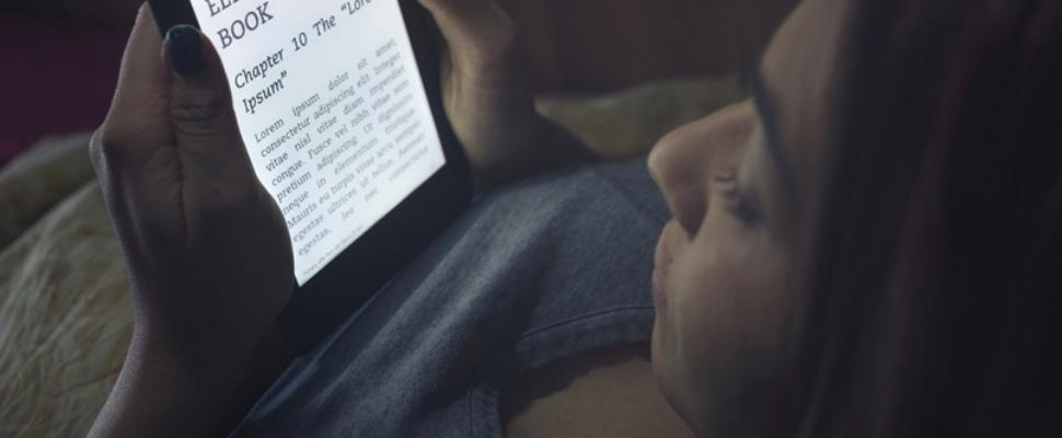 E-books slecht voor slaapritme
