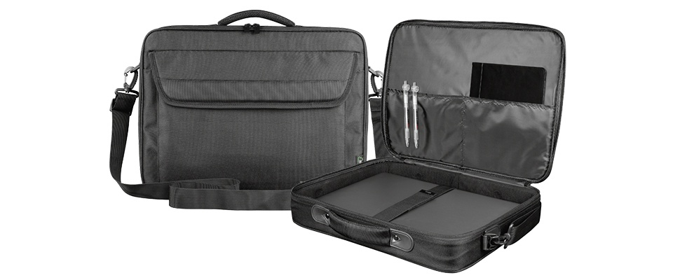 Win een duurzame Atlanta Laptop Bag van Trust