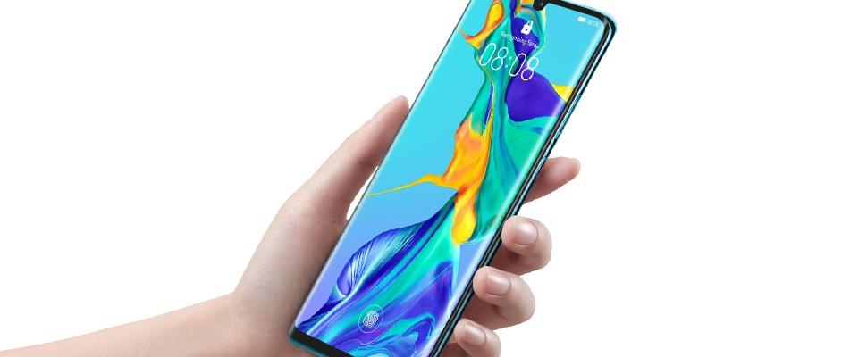 Huawei haalt Apple in, zit Samsung op hielen