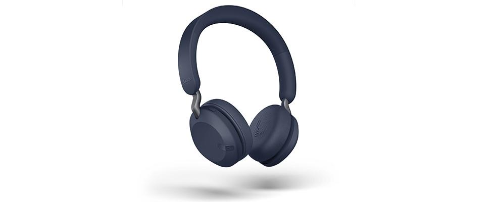Lekker lang luisteren met de Elite 45-koptelefoon van Jabra