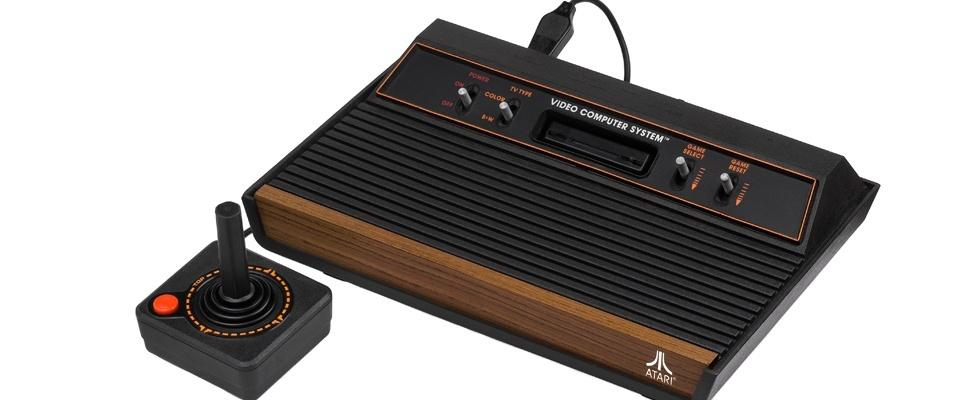 Atari komt met nieuwe spelcomputer