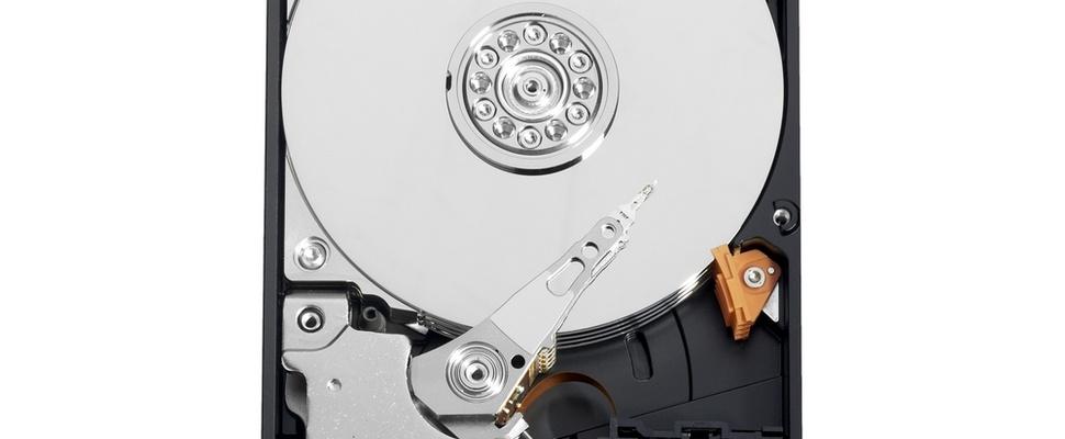 Western Digital komt als eerste met 2 TB harde schijf