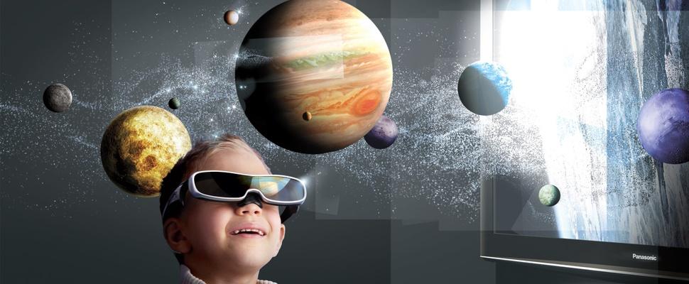 Minder dan 10% wil volgend jaar een 3D tv
