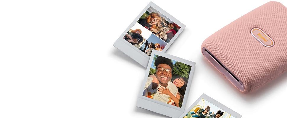 Instax Mini Link: Fotoprinter ook zelfontspanner