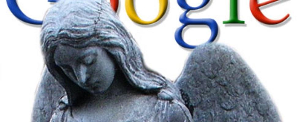 Google is goede werkgever voor de doden