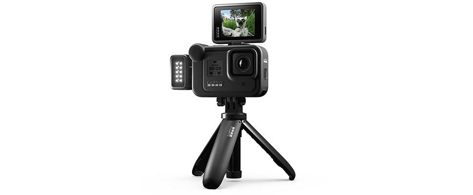 GoPro HERO 8 Black uit te breiden met mods