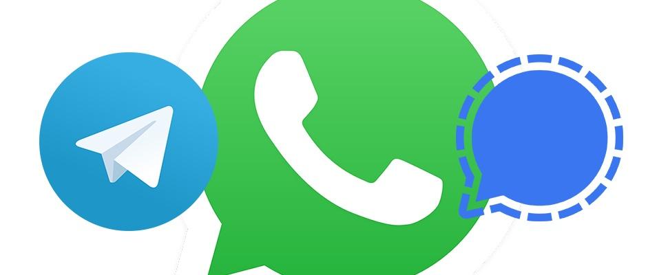 WhatsApp-gebruikers zoeken het verderop na omstreden aanpassing privacybeleid