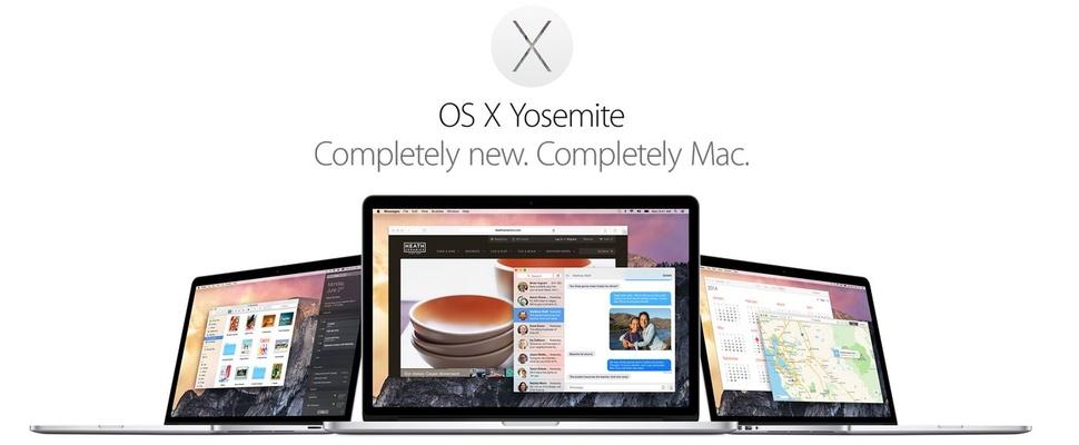Dit verandert er met Apple's nieuwe OS X en iOS