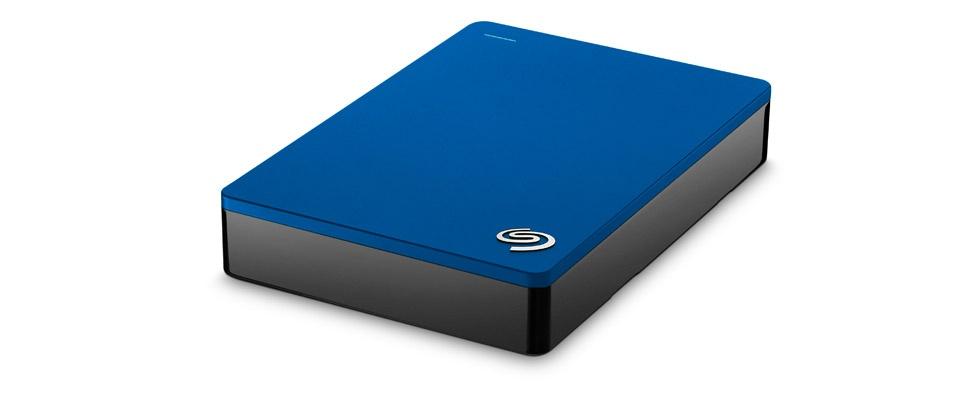 BackUp Plus van Seagate gaat tot 5 TB
