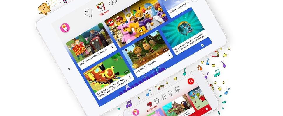 YouTube Kids: Video's beheren voor je kleintjes